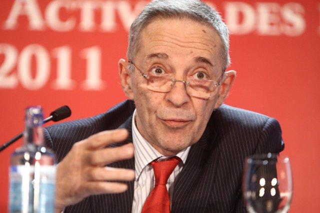 Presidente de la CNMV, Julio Segura