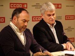 José Luis Gil y Carlos Pedrosa