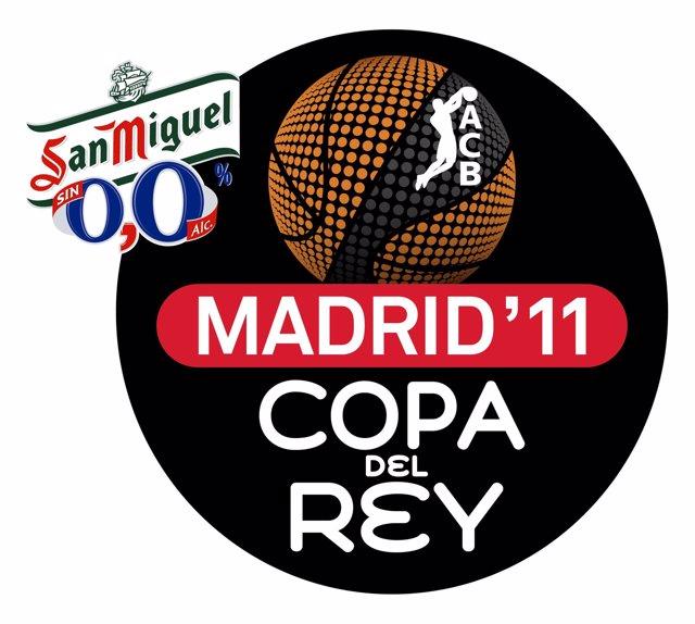 Logo Copa del Rey Madrid'11