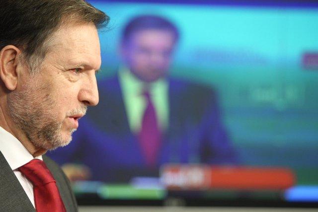 Perfil del secretario de Organización del PSOE, Marcelino Iglesias