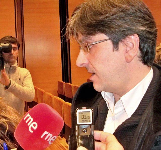 Mikel Arana.
