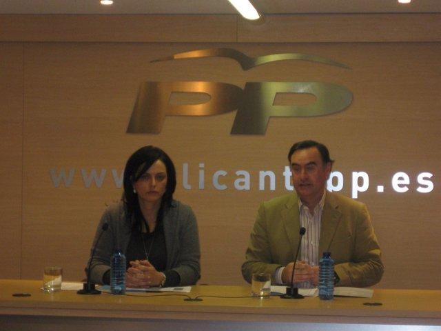 Ortiz y Prieto, en la presntación de la párgina web