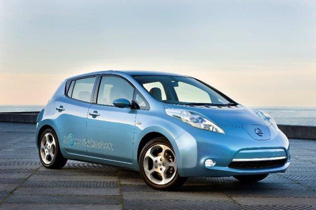Nuevo Nissan Leaf