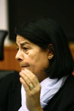 Inés Sabanés, de IU