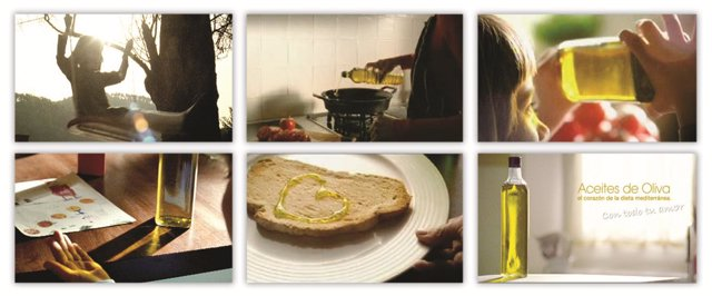 Campaña de promoción del aceite de oliva
