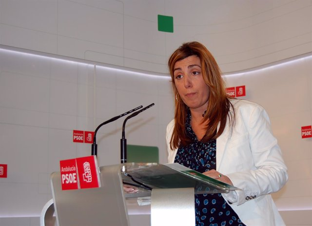 PSOE De Andalucía: Nota Y Fotografía De La Rueda De Prensa De Susana Díaz 07/02/