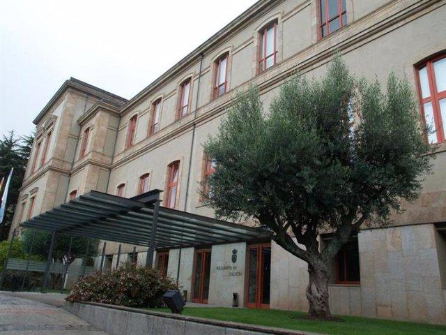 Parlamento de Galicia