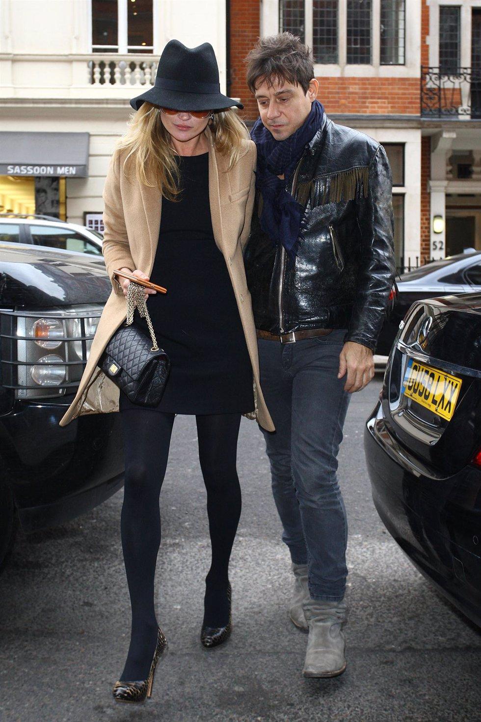 Kate Moss y Jaime Hince