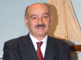José María Mazón, consejero de Obras Públicas