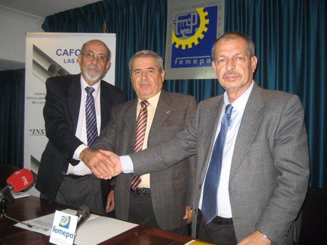 NP: Acuerdo Para Revisiones De Gas En Locales De Ocio Y Restaurantes