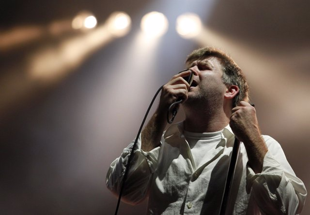 James Murphy, cantante de LCD Soundsystem