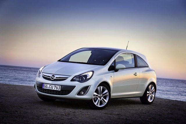 Nueva imagen del Opel Corsa