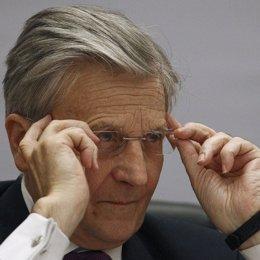 El presidente del Banco Central Europeo (BCE), Jean Claude Trichet