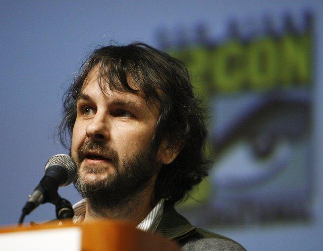 El director Peter Jackson