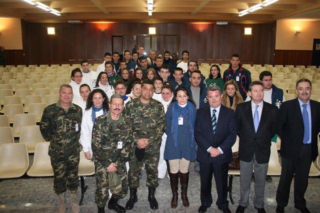 Nota De Prensa Y Fotos Escuela Taller Cerro Muriano