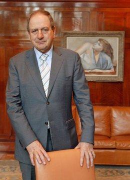 El subgobernador del Banco de España, Javier Aríztegui