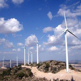 iberdrola eneria eolica