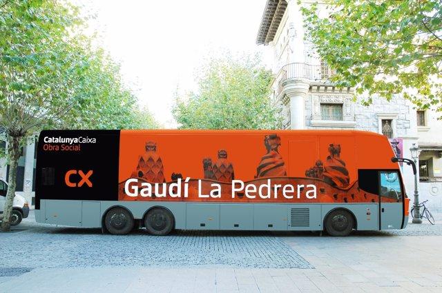 Bus Gaudí.