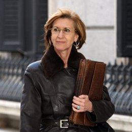 portavoz de Unión, Progreso y Democracia (UPyD), Rosa Díez