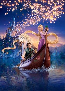 Enredados de Disney
