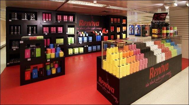 Primera boutique del papel higiénico en España