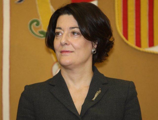 La secretaria de Estado de Inmigración, Anna Terrón