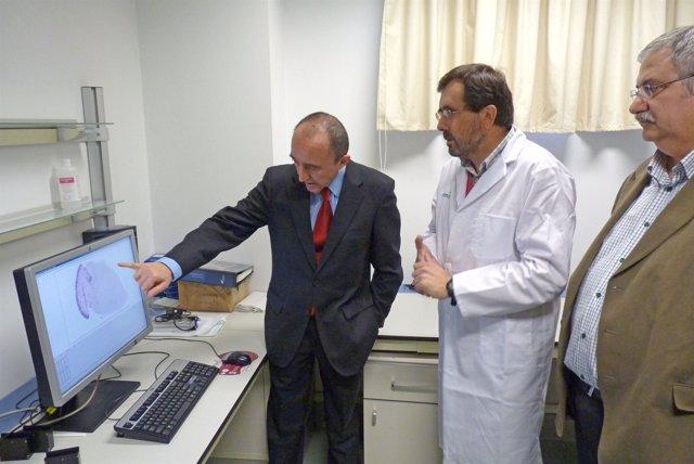 Lamata conoce el proyecto de telemedicina