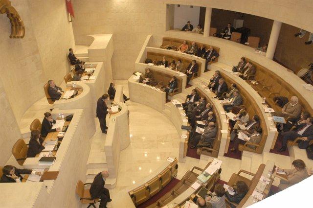 Parlamento cántabro