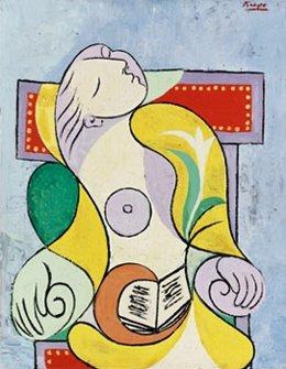 'La lectura', de Picasso