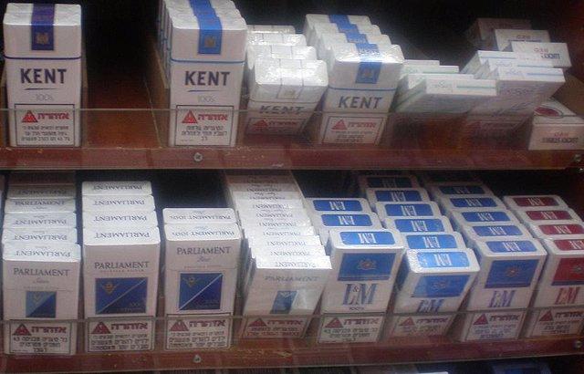 Tabaco, cigarrillos, fumar