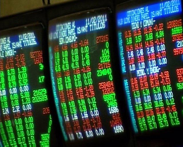 La Bolsa abre con una caída del 0,54%