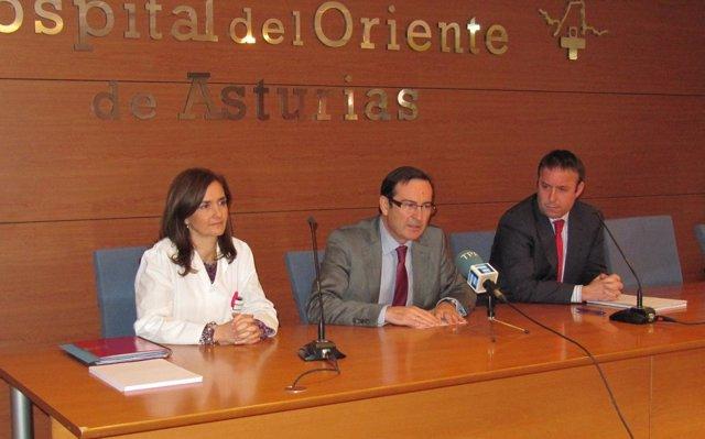 José Ramón Riera, en rueda de prensa