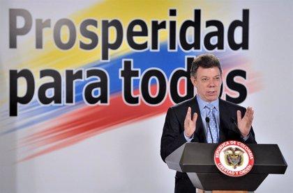 """Santos: """"Las liberaciones de rehenes son una verdadera farsa"""""""