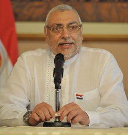 El presidente de Paraguay, Fernando Lugo.