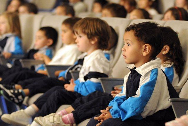 Actividad cultural para niños