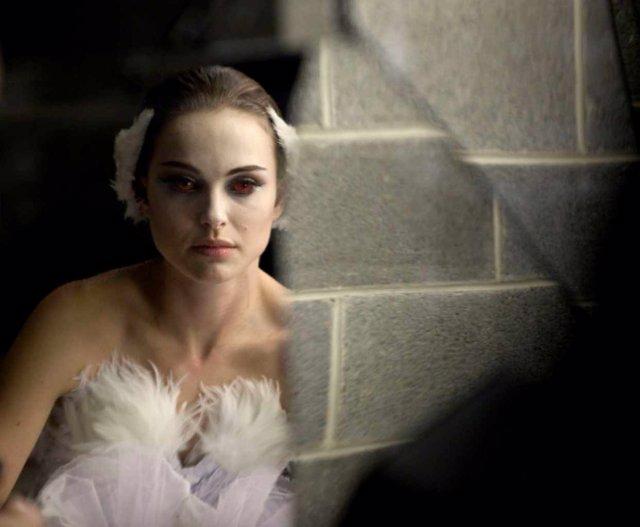 Natalie Portman en Cisne Negro