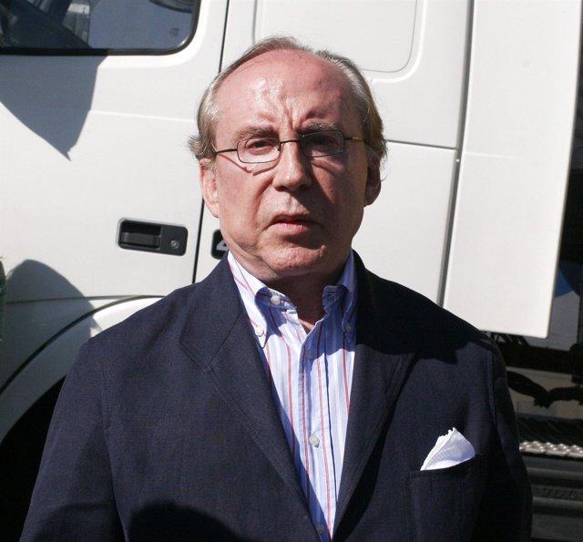 Fundador de Nueva Rumasa, José María Ruiz-Mateos