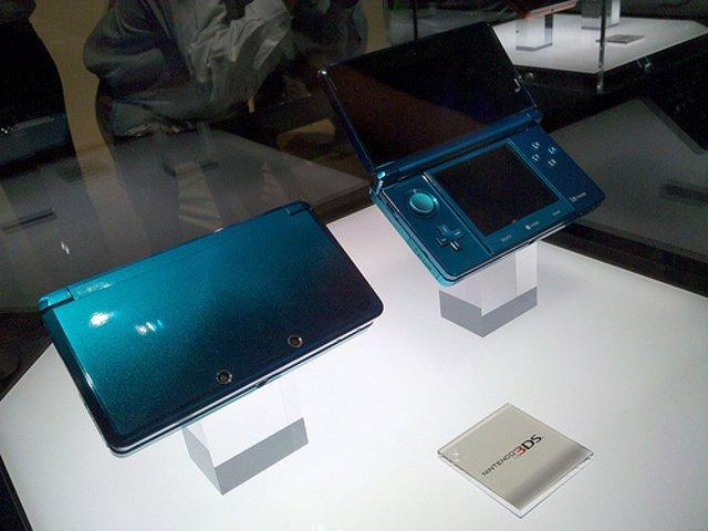 Nintendo 3DS por switchstyle CC Flickr