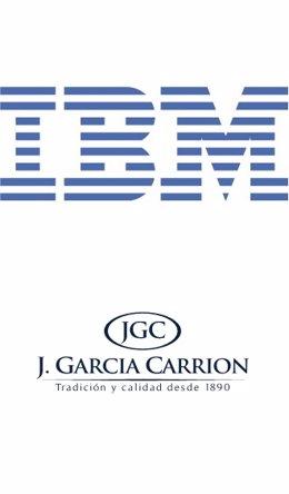 IBM y J. García Carrión