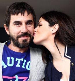 Santi Millán y Marta Torné