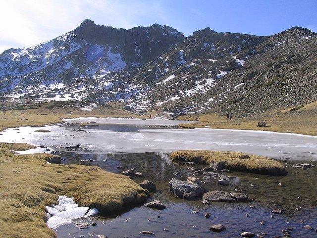 Sierra de Guadarrama, montaña