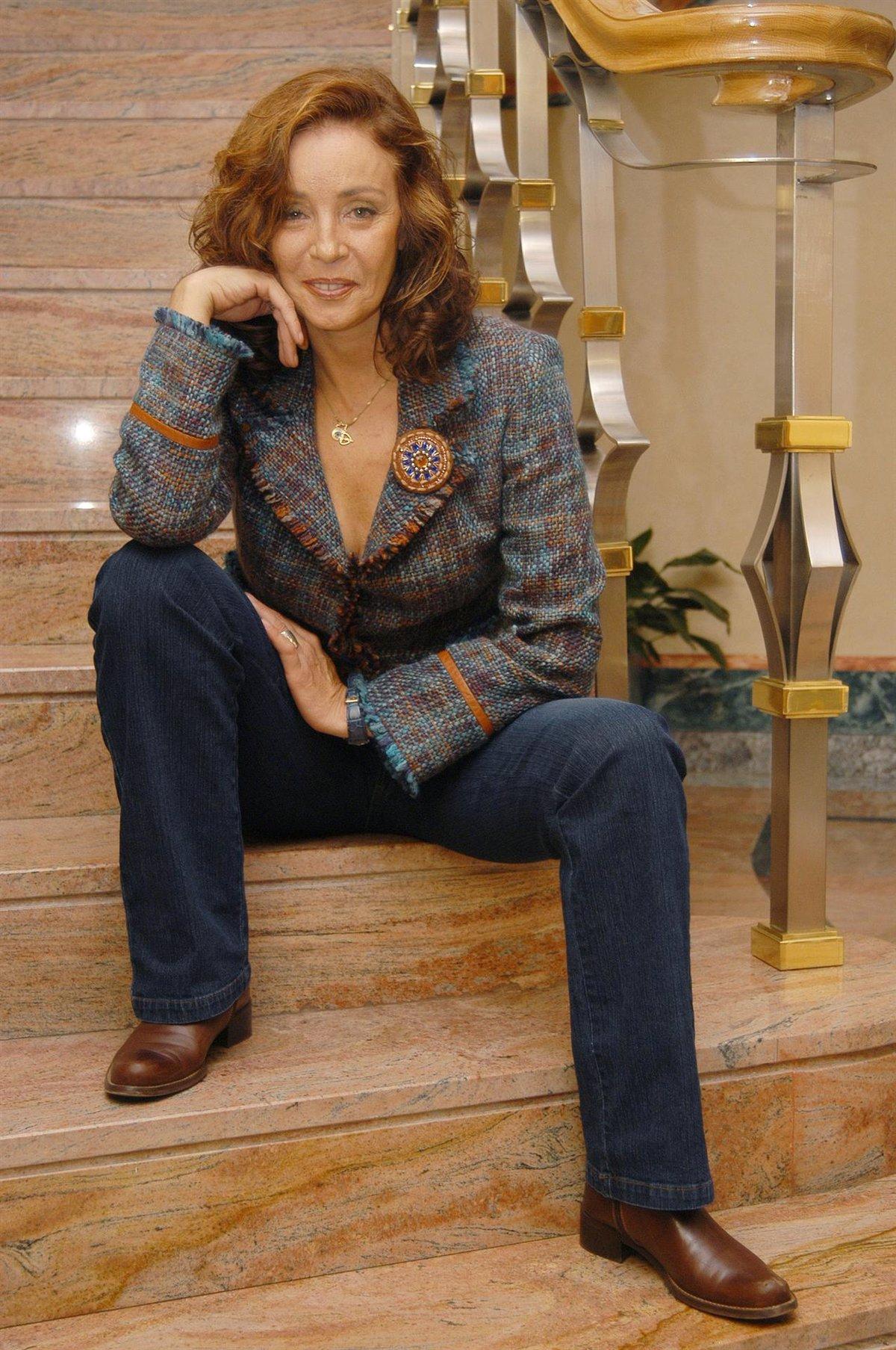 Amparo Muñoz Quesada Fotos Último adiós para la actriz malagueña amparo muñoz en el