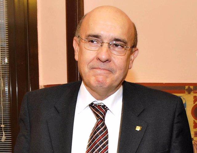 El conseller de Salud, Boi Ruiz.