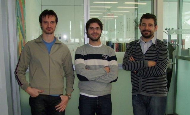 El equipo de investigadores del Laboratorio de Genómica Estructural del CIPF