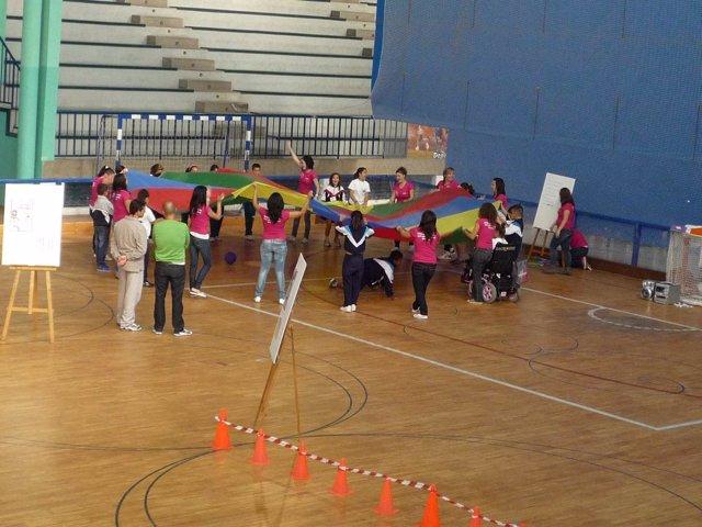 Actividad Red de Escuelas Saludables