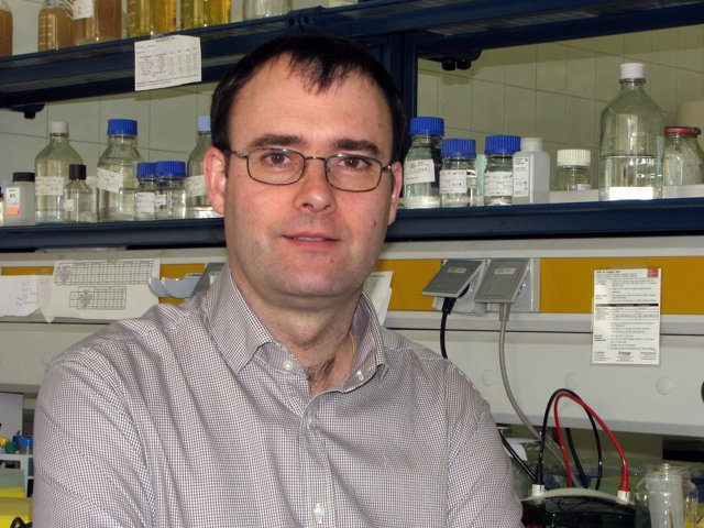 El investigador Jordi Surrallés
