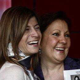 Aído y Carmen Linares, en el Festival 'Ellas crean'