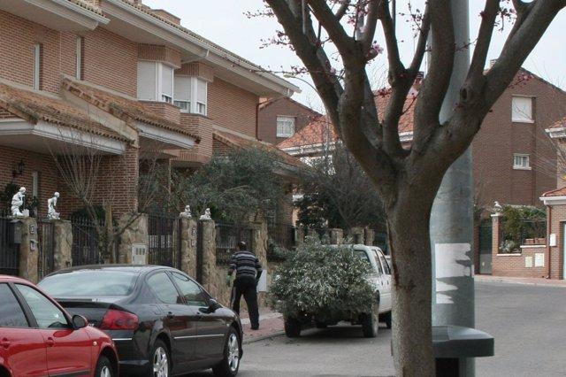 El PP acusa a un edil de utilizar bienes municipales para realizar podas en su v