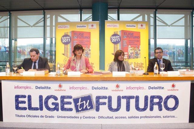 Presentación 'Elige tu Futuro'