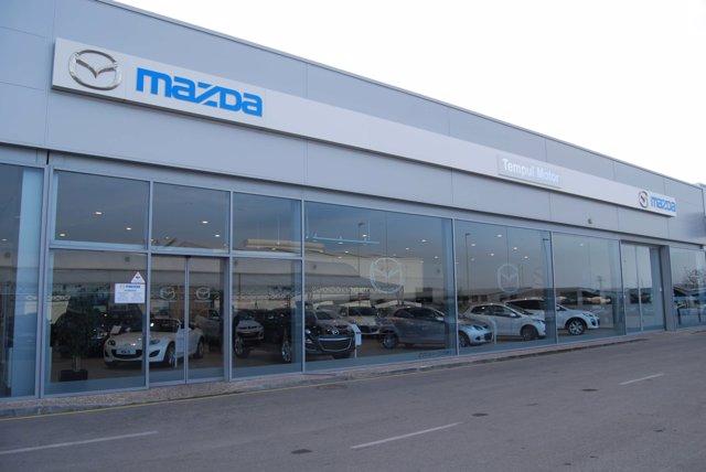 Nuevo concesionario de Mazda